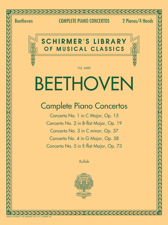 Product Cover for Beethoven – Complete Piano Concertos