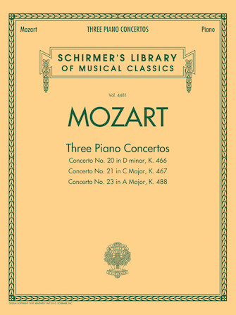 Product Cover for Mozart – 3 Piano Concertos