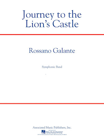 Product Cover for Journey to the Lion's Castle