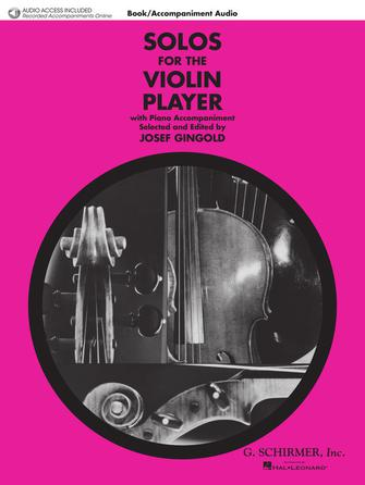 Product Cover for Solos for the Violin Player