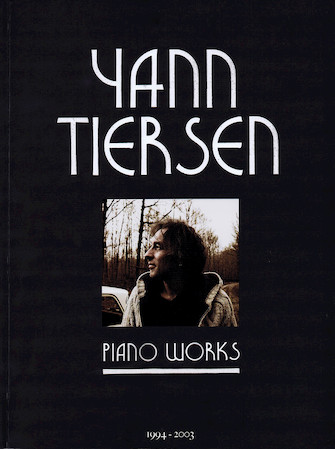 Product Cover for Yann Tiersen – Piano Works