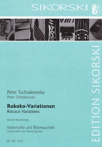 Product Cover for Rococo Variations
