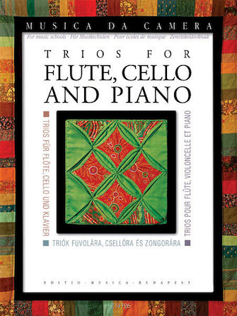 Product Cover for Trios for Flute, Cello, and Piano