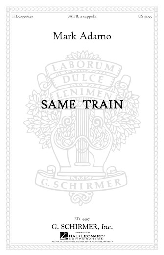 Product Cover for Same Train