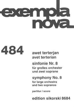Product Cover for Symphony No. 8