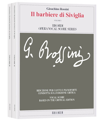 Product Cover for Il barbiere di Siviglia