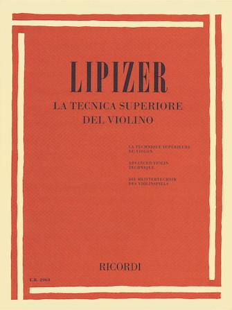 Product Cover for Advanced Violin Technique