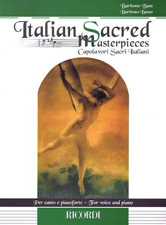 Product Cover for Italian Sacred Masterpieces