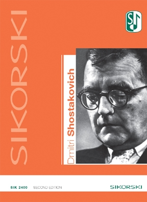Dmitri Shostakovich Catalog of Works