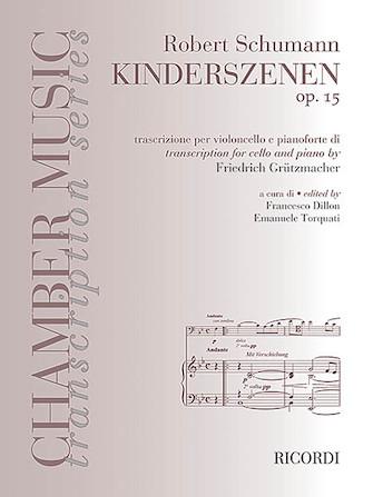 Robert Schumann – Kinderszenen, Op. 15