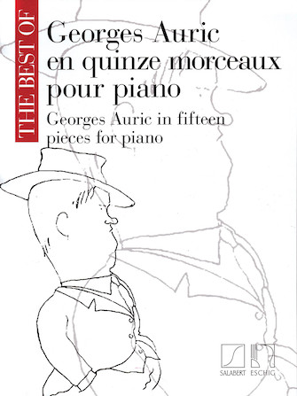 Product Cover for The Best of Georges Auric