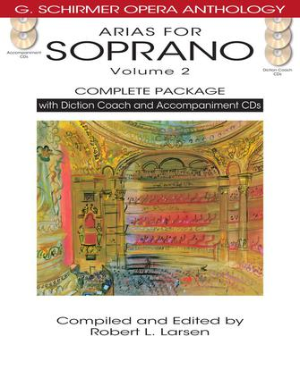 Product Cover for Arias for Soprano, Volume 2 – Complete Package