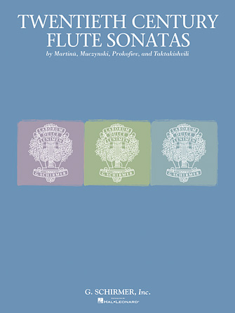 Product Cover for Twentieth Century Flute Sonata Collection