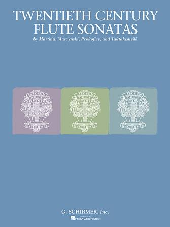 Twentieth Century Flute Sonata Collection