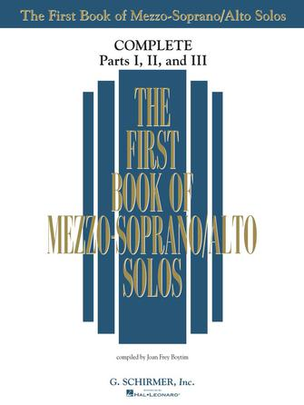 Product Cover for The First Book of Solos Complete – Parts I, II and III