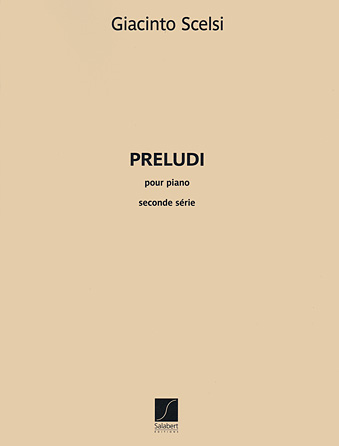 Product Cover for Preludi – 2nd Series