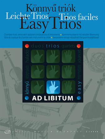 Product Cover for Easy Trios