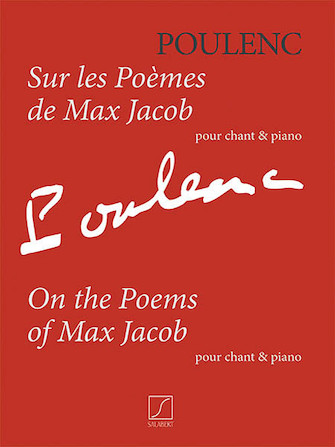Product Cover for On the Poems of Max Jacob