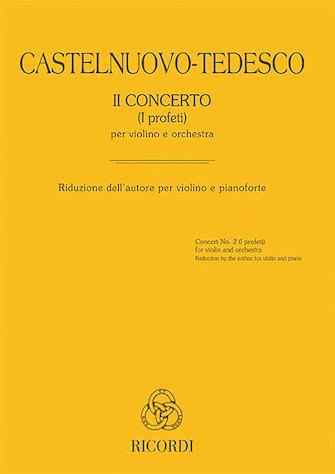 Product Cover for Concerto No. 2 (I Profeti)