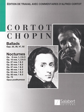 Product Cover for Ballads and Nocturnes for Piano