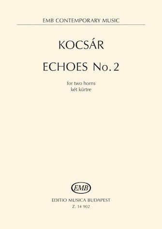 Product Cover for Echoes No. 2