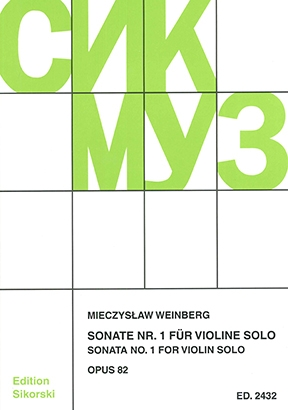Product Cover for Sonata No. 1 Op. 82