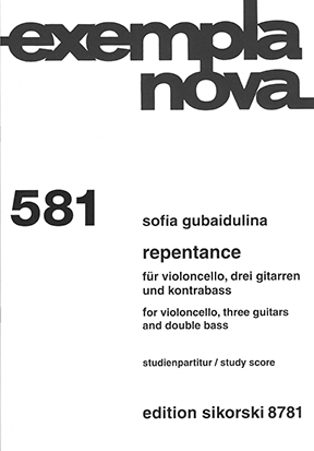 Product Cover for Repentance