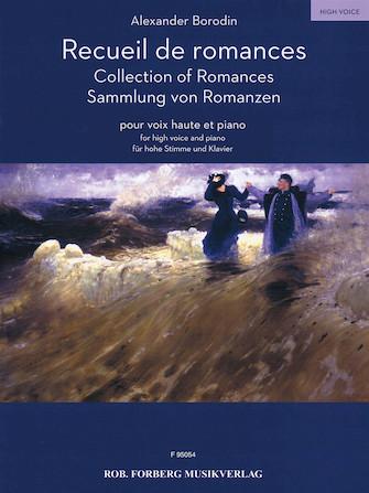 Product Cover for Collection of Romances [Recueil de romances]