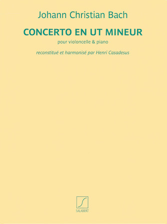 Product Cover for Concerto en ut Mineur