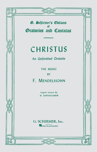 Product Cover for Christus