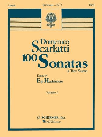 Product Cover for 100 Sonatas – Volume 2 (Sonata 34, K232 – Sonata 67, K444)
