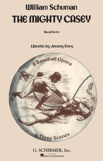 Product Cover for The Mighty Casey (A Baseball Opera)