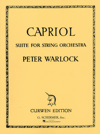 Product Cover for Capriol Suite