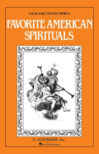 Product Cover for Favorite American Spirituals Unac