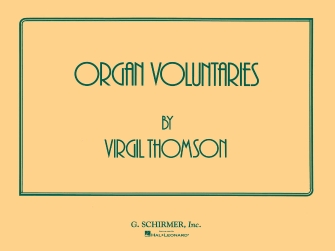 Product Cover for Organ Voluntaries