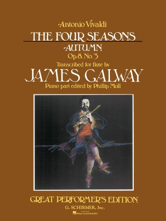 """Product Cover for Concerto in F Major """"L'autunno"""" (Autumn) from The Four Seasons RV293, Op.8 No.3"""