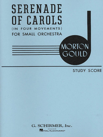 Product Cover for Serenade of Carols in 4 Movements