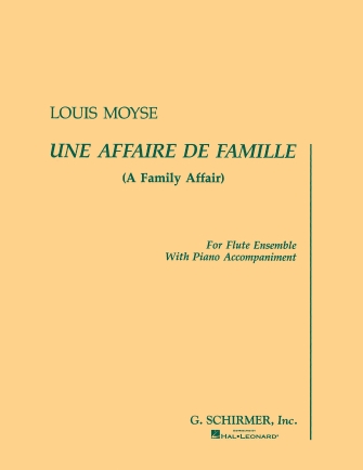 Product Cover for Une Affaire de Famille