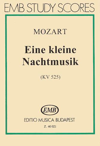 Product Cover for Eine kleine Nachtmusik K. 525