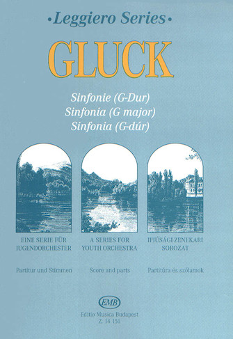 Product Cover for Sinfonia in G Major