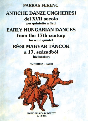 Product Cover for Early Hungarian Dances