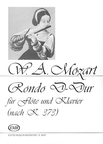 Product Cover for Rondo, KV. 373