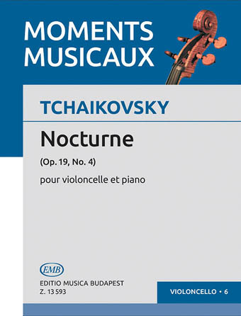 Product Cover for Nocturne Op. 19, No. 4