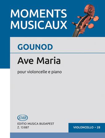 Product Cover for Ave Maria (Méditation sur le premier prélude de J.S. Bach)