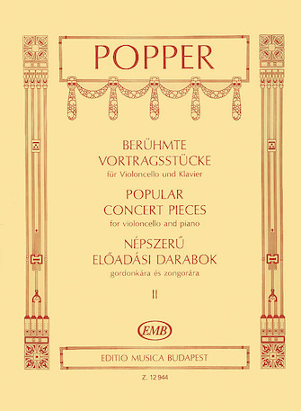 Product Cover for Popular Concert Pieces – Volume 2