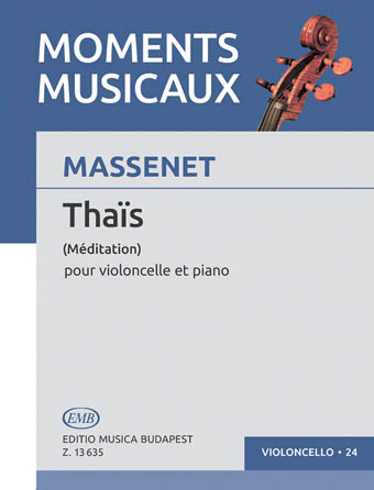 Product Cover for Meditation (Thaïs)