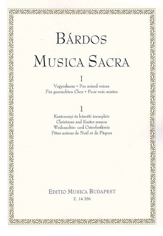 Product Cover for Musica Sacra