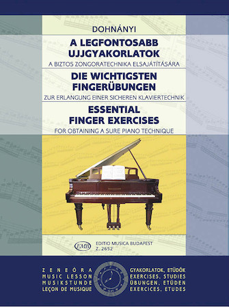 Essential Finger Exercises Piano Hal Leonard Online