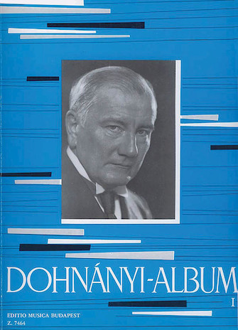 Product Cover for Album for Piano – Volume 1