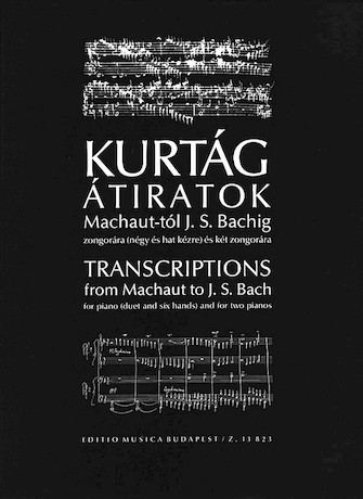 Product Cover for Transcriptions from Machaut to J.S. Bach